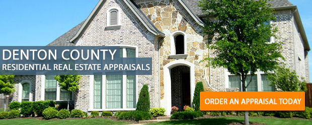 Denton County Residential Real Estate Appraisals